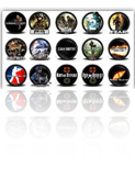 gamehosting, Quake, minecraft, Cod4, counterstrike, battlefield, Arma 3